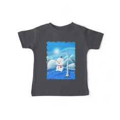'Snowbaby on Sparkling Ice' Kids Clothes by We ~ Ivy Ice Ice Baby, Presents For Friends, My Themes, Website Themes, Good Cause, Sparkling Ice, Snowman, Frozen, Xmas