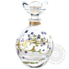 New Quelques Fleurs l'Original Limited edition, hand painted crystal piece, 30 pieces worldwide.    Parfum 100 Ml (100 Ml = €1,600.00)