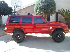 XJ Lift/Tire Setup thread - Page 42 - Jeep Cherokee Forum Jeep Xj Mods, Jeep Wj, Jeep Cherokee Xj, Jeep Truck, Jeep Life, Pro Comp, Motorcycles, Bouncers, Cars