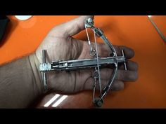 Assassin's micro crossbow táctical 1.2 - YouTube