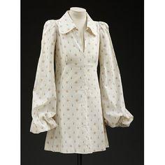Mini-dress | Biba | V&A Search the Collections