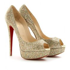 I loved this Christian Louboutin shoes at www.fashiolista.com