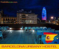 Urbany Hostel a Barcellona