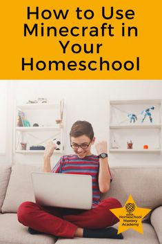How to Use Minecraft in Your Homeschool • Tips for Using Minecraft as a Homeschooling Resource • Minecraft • Minecraft Printables • Homeschool • Homeschooling with Minecraft • #homeschool #homeschooling #minecraft #minecraftprintables