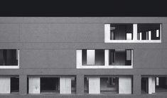 ndustrie-Design-Abteilung von Sergison Bates Architekten, Kortrjik, Belgien 2004