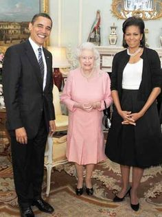 There have been 11 presidents of the United States since the Queen came to the throne in 1952 and she has met every one of them except Lyndon B Johnson who took over after the assassination of John F Kennedy in 1963.