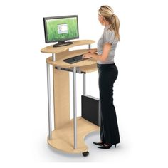 10 Best Stand Up Desks Images Stand Up Desk Desk Computer Furniture