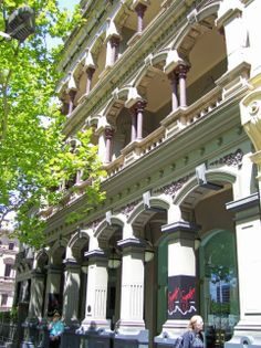 Beautiful Historical building. No 1 Collins Street, Melbourne. #Australia
