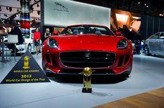 Jaguar-World Car Awards-2013 World Car Design of the Year