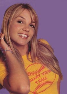 Throwback Britney photo.