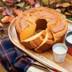 Fall Cake Recipes: Sweet Potato Pound Cake