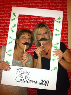 The Small World of Char-Latte Creations: Photo Booth for Parties
