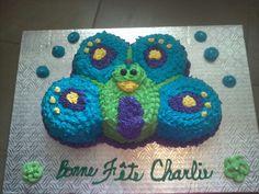 Flower Shaped Cake Sweety Pies Bakery Cakery Cafe