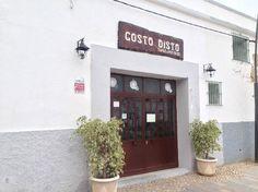 Gosto Disto is een klein tapasrestaurantje in Olhao met goede kaart en leuke sfeer