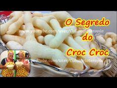 Receita de Biscoito de Polvilho Assado Revelado o Segredo do Croc Croc EM ALTA. Por Culinariaterapia - YouTube