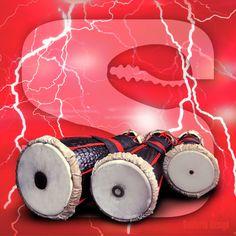 Thunder And Lightning, Orisha, Drums, Instagram, Drum, Joie De Vivre, Warriors, Dancing, Musica