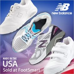Did you know that in 2013, 1 out of every 4 pairs of New Balance shoes sold in the USA was made or assembled here? Where domestic value is at least 70%, New Balance labels their shoes Made in the USA.   Enter here for your chance to win a pair of Made in USA shoes.