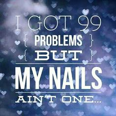 #JamberryRocks www.noelgiger.jamberrynails.net * I got 99 problems but My Nails ain't one...