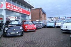 Abarth office furniture | Thames Abarth in Slough | Pinterest