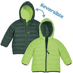 Boys Cozy Cub Packable Down Jacket - 2T | Down Jackets Cubs and