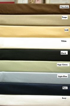 300TC Cal King Waterbed Sheets With Pole Attachments Color: Ivory