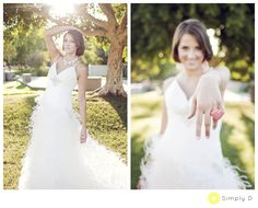 simply d photography, bridal session, wedding dress, scottsdale az, forever 21