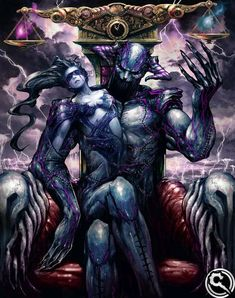 View an image titled 'Zalera Art' in our Mobius Final Fantasy art gallery featuring official character designs, concept art, and promo pictures. Mobius Final Fantasy, Final Fantasy Art, Dark Fantasy Art, Dark Art, Weird Creatures, Fantasy Creatures, Final Fantasy Characters, Art Rules, Demonology