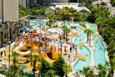 Sands Waterpark | Myrtle Beach Resorts