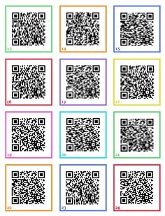 Use your Smart Phone for a fun Easter Egg Hunt for older kids. Come get 24 clues along with QR codes to make your Easter Egg hunt quick and easy this year.