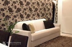 Elegáns és letisztult - Teljeskörű belsőépítészeti és lakberendezési tervezés Couch, Furniture, Home Decor, Settee, Decoration Home, Sofa, Room Decor, Home Furnishings, Sofas