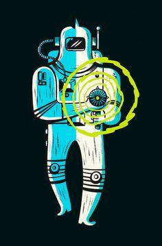 Ye Crooked Legge: Death Ray — Designspiration