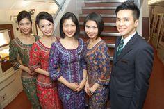 Singapore Airlines: SQ