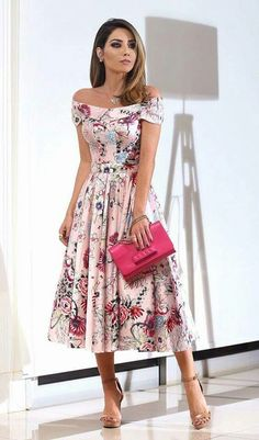 Charming Dinner Outfits Ideas For Mode Outfits, Chic Outfits, Dress Outfits, Dress Up, Dress Skirt, Fashion Mode, Modest Fashion, Fashion Dresses, Womens Fashion