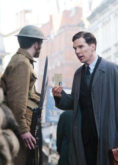 The Imitation Game new picture. Alan Turing / Benedict Cumberbatch