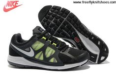 Latest Listing Cheap Nike Zoom Elite 5 Men Running Shoes Black White-Anthracite-Volt Sports Shoes Shop