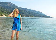 Wie kann ich meine Bräune verlängern? #beauty #zalando #sponsored #elischeba #elischebawilde #model #shooting #sommerbräune #sonnenbank
