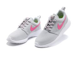 34238ed275d1 Cheap Nike Roshe Run Womens Shoes Breathable For Summer Grey Shoes Now
