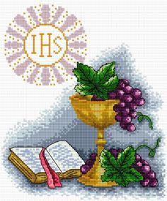 First Communion souvernir (communion, religious, Eucharist)