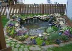 Elegant Gartenteich Hanglage   Google Suche