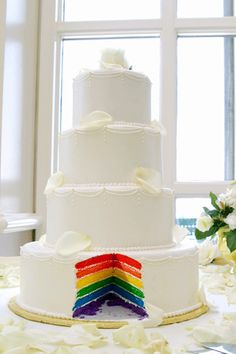 My perfect wedding cake...