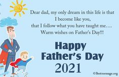 Message To My Boyfriend, Message For Father, Happy Fathers Day Message, Fathers Day Messages, Fathers Day Wishes, Fathers Day Images Quotes, Happy Fathers Day Images, Happy Father Day Quotes, Dad Quotes