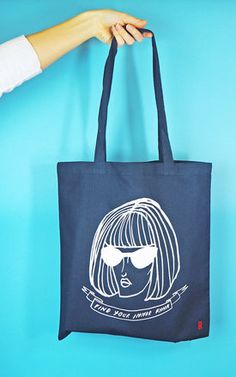 'Find Your Inner Anna' Tote Bag