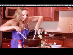 5 FAT LOSS DINNER RECIPES -- Monday Through Friday :) - YouTube