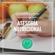 Consultas y planes de nutrición 100% personalizados