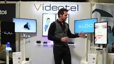 Videotel Digital Reveals Interactive Digital Signage Solutions at DSE 2015
