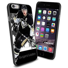 Hockey NHL Evgeni Malkin, Pittsburgh Penguins, Cool iPhone 6 Smartphone Case Cover Collector iphone TPU Rubber Case Black 9nayCover http://www.amazon.com/dp/B00UQOHZ5I/ref=cm_sw_r_pi_dp_iJNsvb1M39V7N