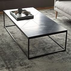 Industrial Display Coffee Table