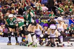 """Anatomy Of A Jam Or; """"Could You Please Tell Me What Just Happened Out There?""""; good article on basic derby strategy"""