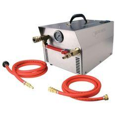 Electric Re-Circulating Beer Line Cleaning Pump PLUS