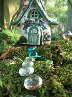 Fairy Garden Stepping Stones seven by practicallymagical on Etsy. $1.00, via Etsy.